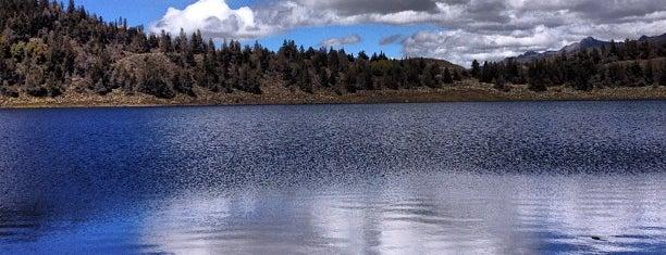 Laguna de Mucubají is one of Gespeicherte Orte von Alex.