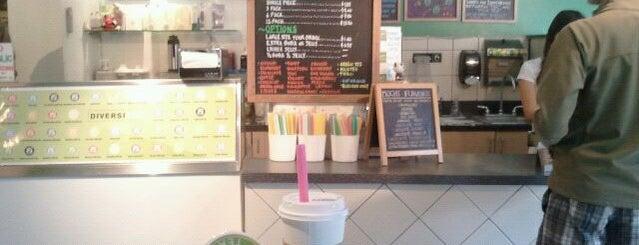 Boston Tea Stop is one of My Favorites.