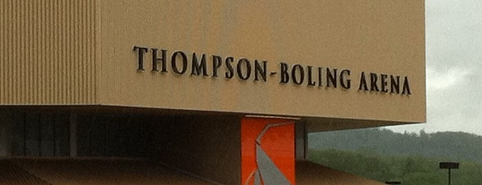 Thompson-Boling Arena is one of Events To Visit....