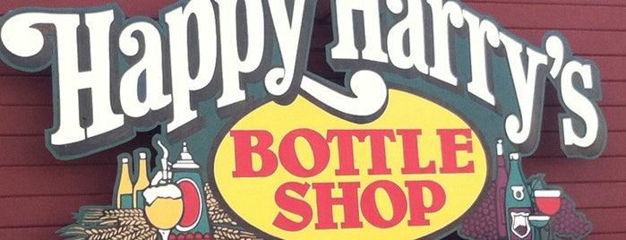 Happy Harry's Bottle Shop is one of Nivine'nin Kaydettiği Mekanlar.