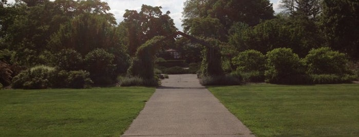 Luthy Botanical Garden is one of Ideas for Jen's visit.