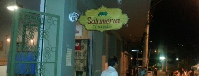 Salumeria Central is one of Butecos de BH.