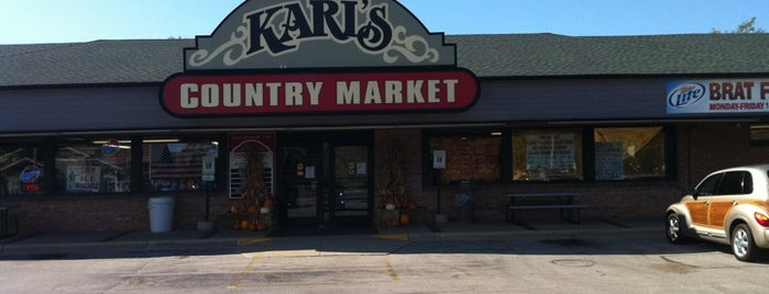 Karl's Country Market is one of Milwaukee Eats.