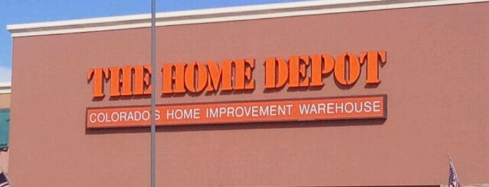 The Home Depot is one of Lieux qui ont plu à Angel.