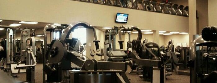 LA Fitness is one of California, CA.