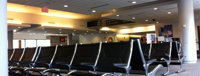 Bradley International Airport (BDL) is one of Airports Visited.