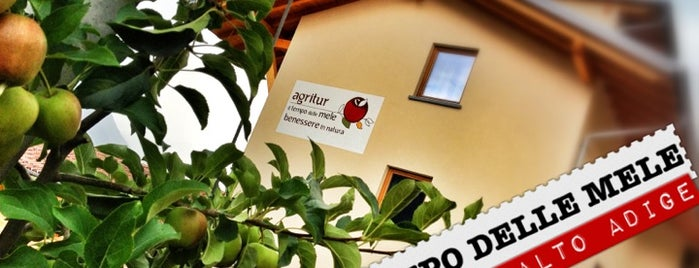 Agritur IL TEMPO DELLE MELE is one of ideaturismo.