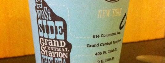 Joe Coffee Company is one of Dope Dozen: best coffee NYC.