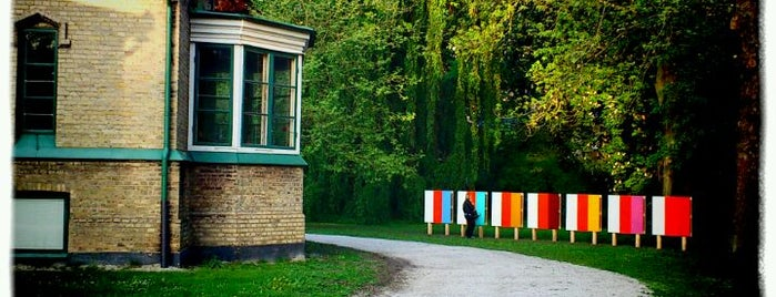 Stadsparken is one of Best of Lund.