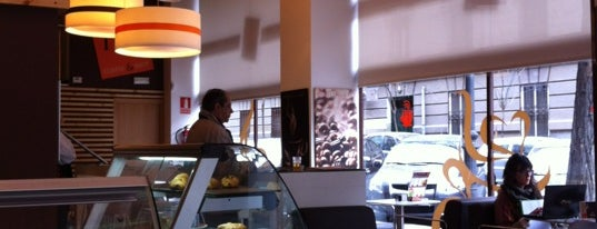 Top Ten Coffee & Shop is one of Cafeterias con encanto Madrid.