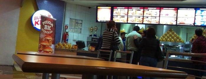 Burger King is one of Locais curtidos por Cledson #timbetalab SDV.