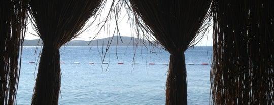 Mavi Beach is one of Bodrum.