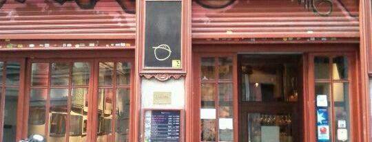 Café Galdós is one of Madrid.