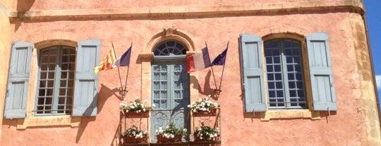 Mairie de Roussillon is one of สถานที่ที่ Miguel ถูกใจ.