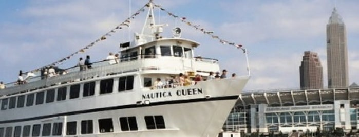 Nautica Queen is one of Come C Cleveland! #VisitUs.