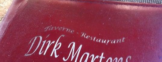 Restaurant Dirk Martens is one of Aalst.