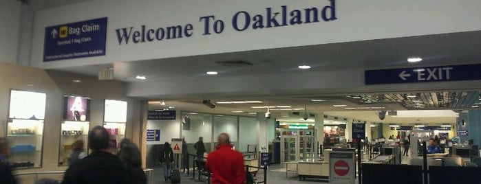 Oakland International Airport (OAK) is one of Airports - worldwide.