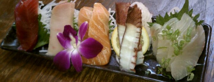 Karma Sushi is one of Flavors of Flagstaff.