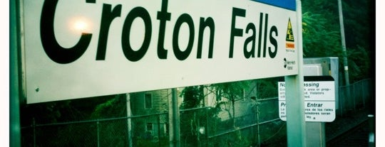 Metro North - Croton Falls Train Station is one of Harlem Line (Metro-North).