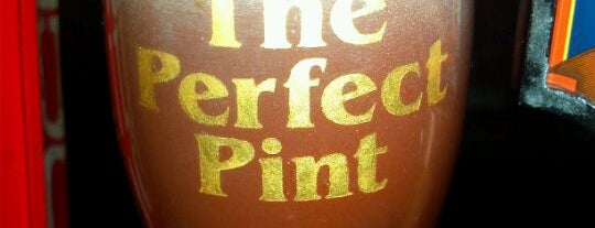 The Perfect Pint is one of Places.