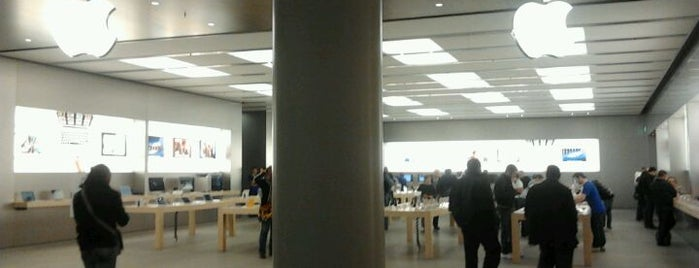 Apple I Gigli is one of Apple Stores around the world.