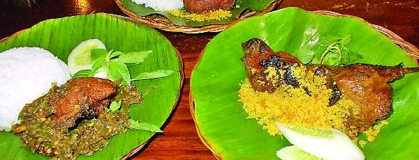 Bebek Kaleyo is one of Enjoy Jakarta 2012 #4sqCities.