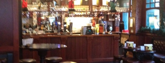 The Crown & Anchor is one of It's been a while...!.
