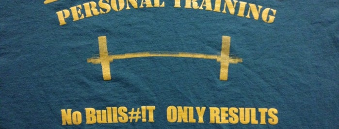 Results Personal Training is one of Locations.