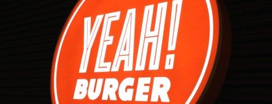 YEAH! Burger is one of Atlanta.