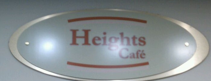 Heights Cafe is one of New York City.