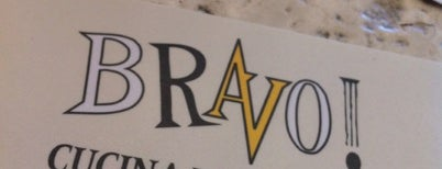 BRAVO! Cucina Italiana is one of Lindseyさんの保存済みスポット.