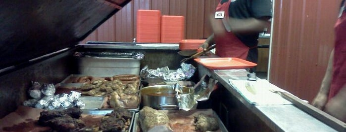 Cooper's Old Time Pit Bar-B-Que is one of Explore the Stockyards.