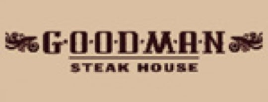 GOODMAN Steak House is one of Resto TOP 100 ресторанов Москвы 2012.