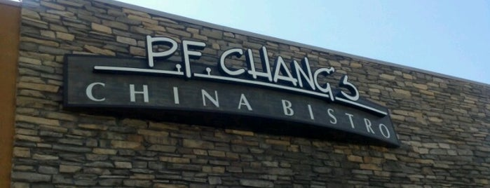 P.F. Chang's is one of los angeles.