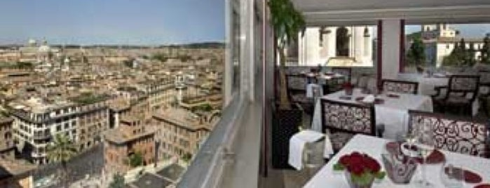Imago Restaurant is one of Bons plans Rome.