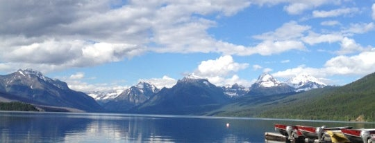 Lake McDonald is one of Before the Earth swallows me....