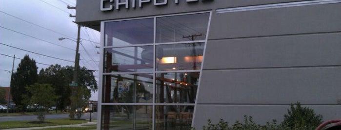 Chipotle Mexican Grill is one of Alejandro'nun Beğendiği Mekanlar.