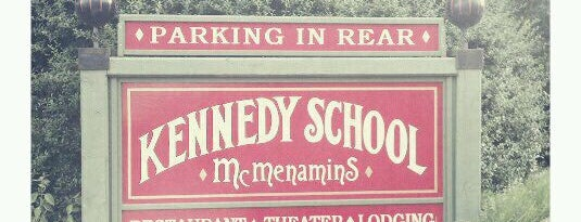 McMenamins Kennedy School is one of Best Breweries in the World.