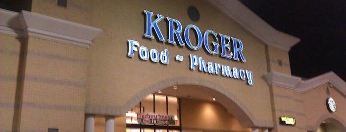 Kroger is one of Gespeicherte Orte von rodney.