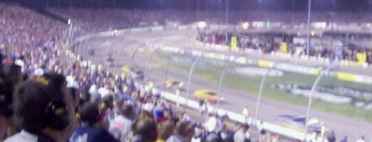 Richmond International Raceway is one of Bucket List for Gearheads.