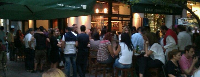 Local Thessaloniki is one of Must-visit Cafés in Thessaloniki.