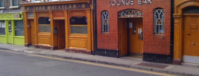 Mulligan's is one of Dublin City Guide.