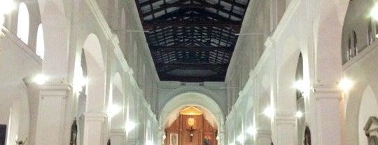 Parroquia Santo Domingo De Guzmán is one of Locais curtidos por Victoria.