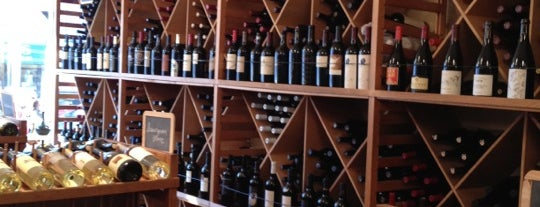 Castro Village Wine Co. is one of The City.