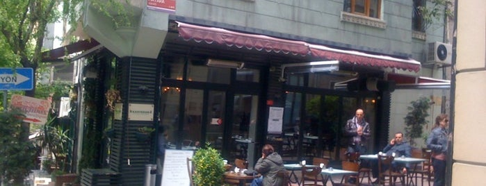 Kahvedan is one of Beyoglu.