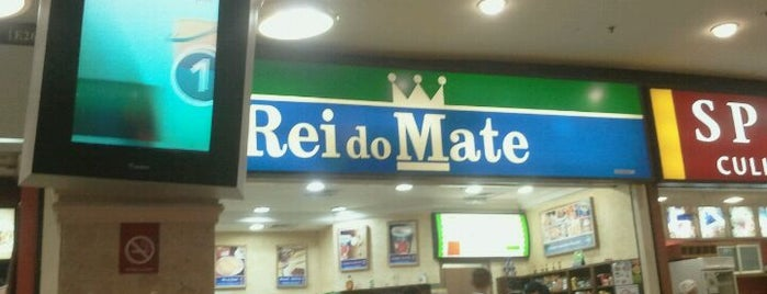 Rei do Mate is one of Lugares guardados de Vinicius.