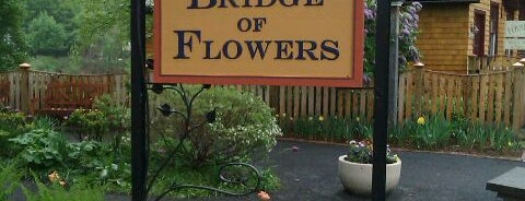 Bridge Of Flowers is one of Western MA Tourism.