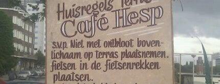 Café Restaurant Hesp is one of Misset Horeca Aanraders 2012.