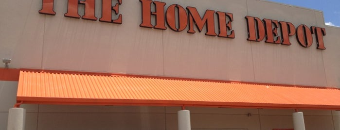 The Home Depot is one of Frequent.