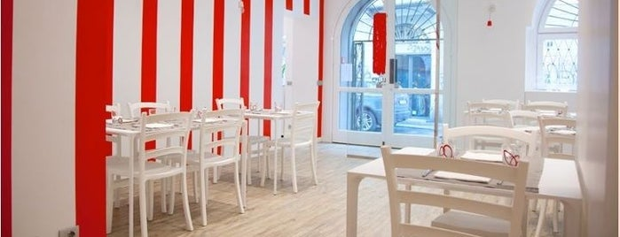 Lupo Bistrot e Burger Bar is one of PappaMilano 2013.